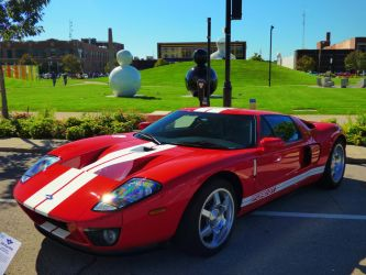 2005 Ford GT by Carsiano