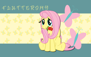 Fluttershy WP 14 by AliceHumanSacrifice0