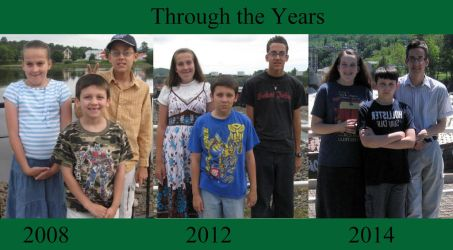Through the Years With My Brothers by Daddys-Girl1997