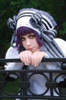 Nobody loves me. Trinity Blood by alberti
