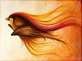 Pidgeot - Fire up the dream by Lyswen