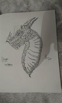 First Dragon. Traveli7up by Traveli7up