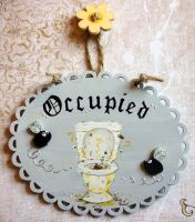 Occupied-Unoccupied 1 by Ideas-in-the-sky
