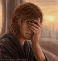 Anakin - Shadow of a Doubt by Shaliara