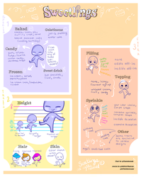 Sweetlings Trait Sheet by Jellyfish-Magician