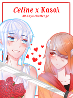 30 Days challenge *couple* by lindaevasn