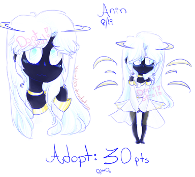 First adoptable CLOSE by NekoGirl201