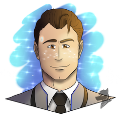 Connor by Big-Wolf-Pup
