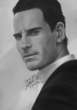 Michael Fassbender by LisaCooper91