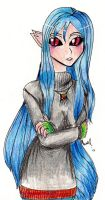 colored pencil challenge 2 by shadowservant352