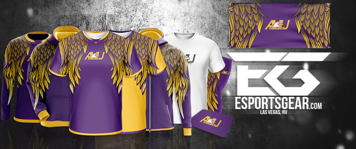 Ashland University [Esport Apparel Design] by SoberDreams