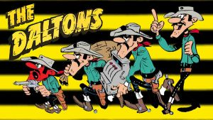 The Daltons / The Dalton brothers by JeffreyKitsch