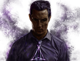 Rust Cohle by p1xer