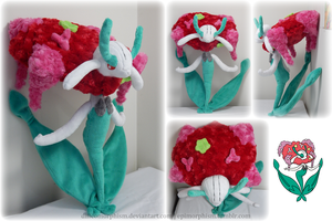 Florges Plush by Diffeomorphism