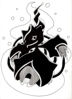 M-Banette by Himeija