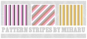 pattern stripes 001 by collapsetotheheart