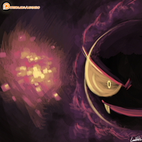 quick paint - ghastly appearance by luminaura