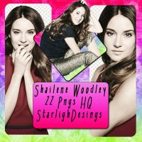 +Png Pack 152 - Shailene Woodley by StarlightDesings