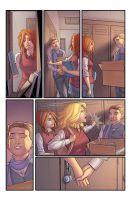 Morning glories 10 page 17 by alexsollazzo