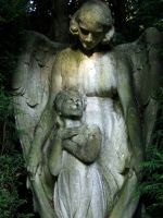 Spiritual mother by Tricia-Danby
