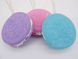 Oreo Necklace by OrdinaryThing