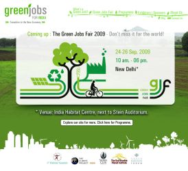 Green Jobs for India by skinnyfatso
