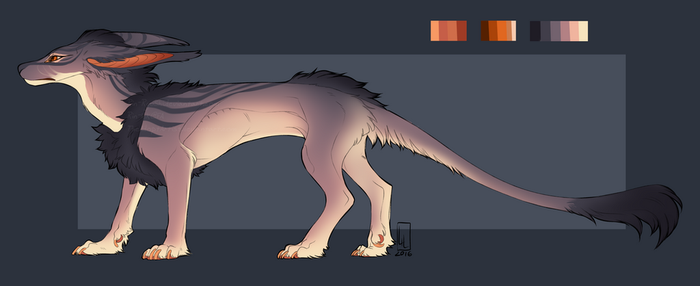 Vernid design Auction [OPEN] by TheAdoptArtist