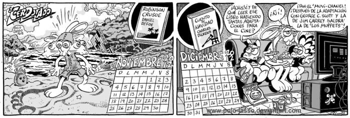 Calendario Literario 6 by POLO-JASSO