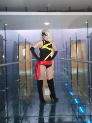 :cosplay: Ms.Marvel by Reipid