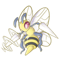 015 - Beedrill by RuizaUniverse