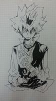 My Drawing: Tsuna Savada by LeeTaemin97