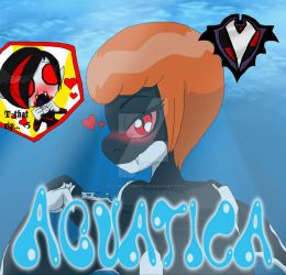 Aquatica - Wetsuit Ripping by PlayboyVampire