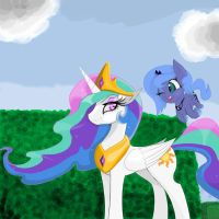 Play Time Sis?! by Falco9998