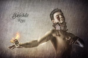 Suicide King by Shann2j