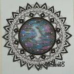 Cosmic mandala by RAD-GLaDOS