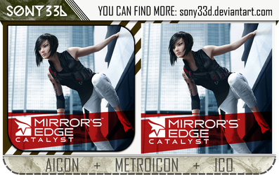 Mirror's Edge Catalyst by sony33d