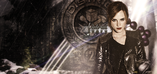 Victoria Ivory - THG OC by Autumns-Muse