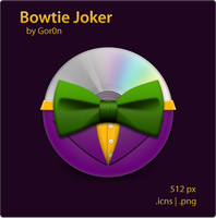 Bowtie Joker by Gor0n