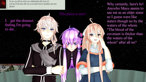 Answer 28 by AskMayuVocaloid