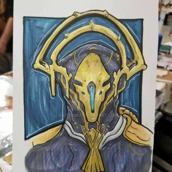 Frost Prime from Warframe by Ratty08