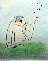 Grace Shao - age 8 by DH-Students-Gallery