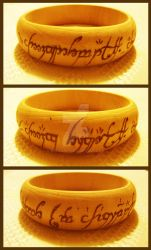 The Lord Of The Rings by botaandi