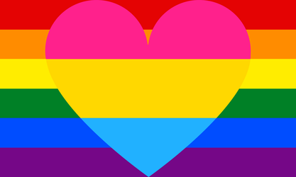 Homosexual Panromantic Combo by Pride-Flags