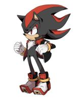 Shadow the Hedgehog #2 by pedriowns