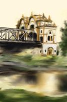 Puente Alsina by GuillermoMuller