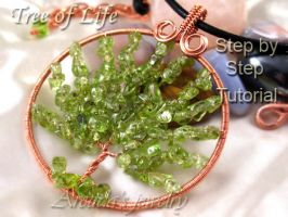 Tree of life jewelry tutorial by arctida on deviantart tree of life pendant tutorial by arctida mozeypictures Choice Image