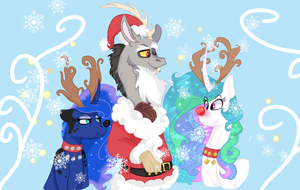 Merry Xmas by M00N-FRUIT