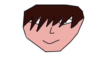 cringy trying out of MS Paint by ThunderStars199