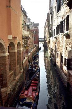 Venice Canal by edgedolls