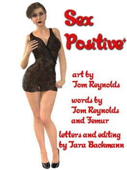 Sex Positive Cover by TG-Caps